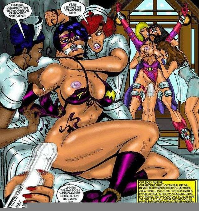 catwoman hentai comic comics superheroes central marvel bathing ape authentic