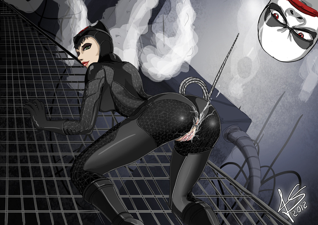 catwoman hentai images pictures user hot catwoman hikashy