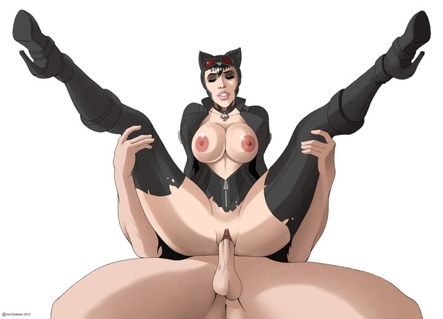 catwoman hentai porn hentai catwoman nightwing