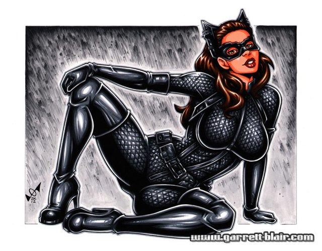 Cut cat hentai woman that fucking hot!