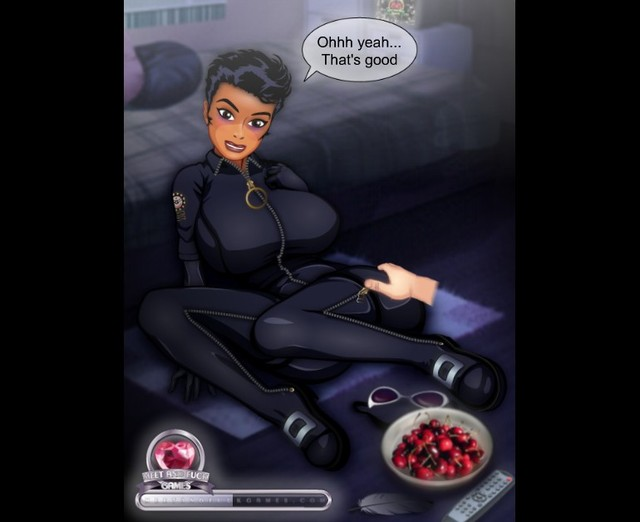 catwoman sexy hentai flash online game games hardcore maf