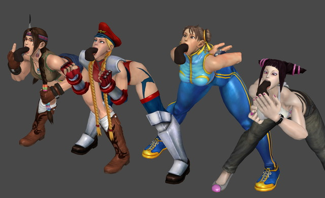 chun li and cammy hentai hentai fighter cartoon white faa street tekken chun ics juri kill cammy han chang xnalara julia
