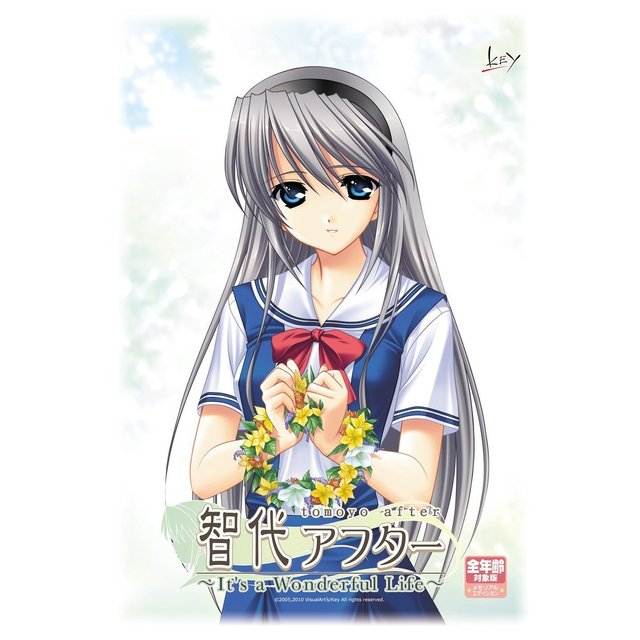 clannad tomoyo hentai bishoujo after game products memorial edition clannad tomoyo server vnn