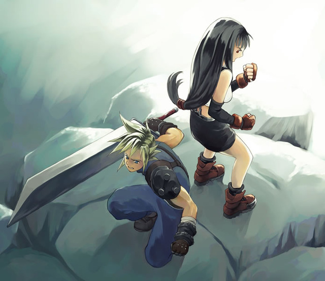 cloud and tifa hentai hentai gallery imglink