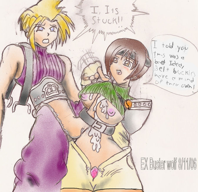 cloud x tifa hentai all page pictures user amp cloud yuffie exbusterwolf