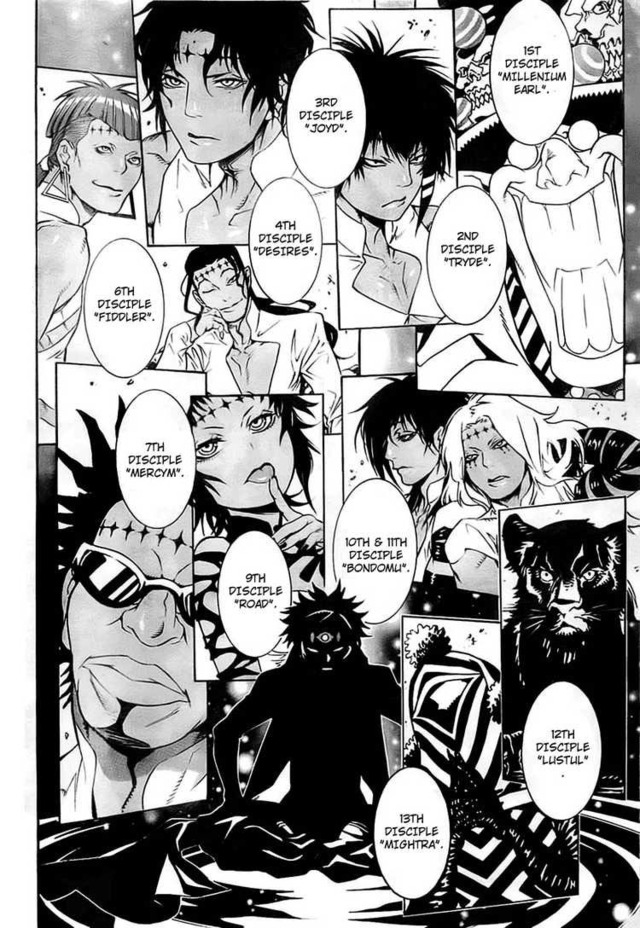 d gray man road hentai family dgrayman noah