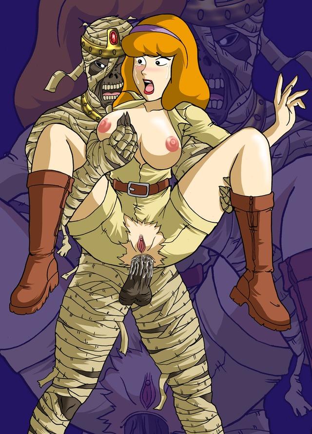 Daphne Blake Hentai Game image #223745