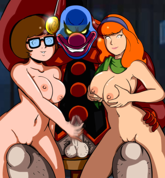 daphne blake hentai game comics idol pack characters scooby doo daphne chronos velma blake dinkley ghostclown