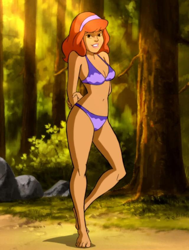 daphne blake hentai game pictures poster scooby doo daphne blake rihanna