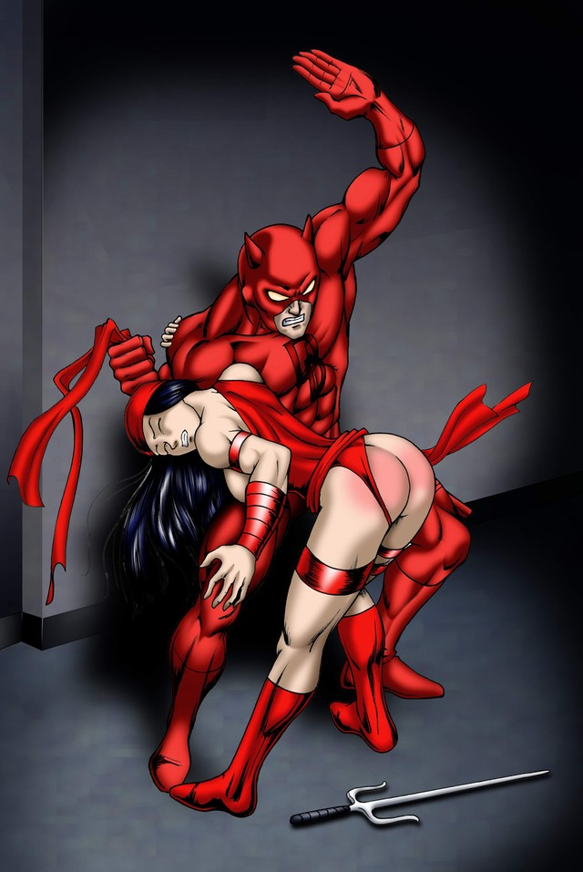 daredevil hentai hentai albums mix wallpaper wallpapers marvel toons palcomix unsorted daredevil elektra