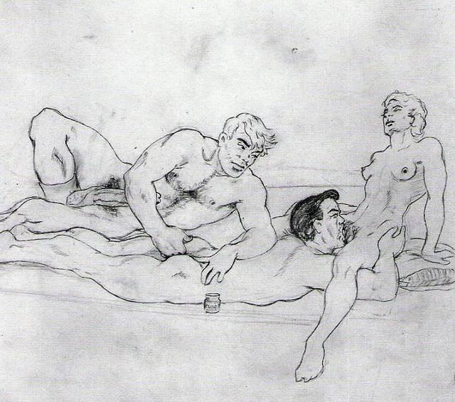 Sex anatomy hentai seems me