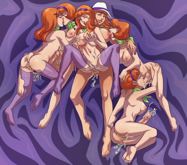 dawn hentai gallery hentai from media scooby doo daphne