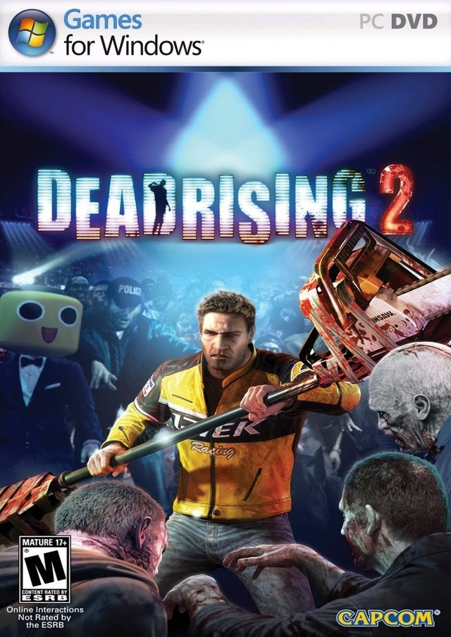 dead rising 2 hentai dead front rising