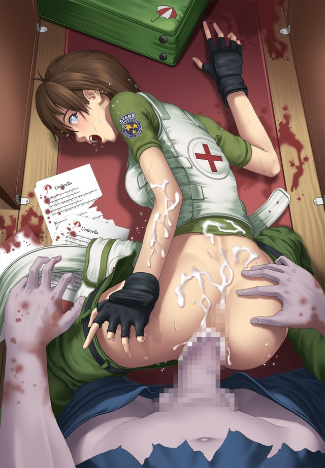 порно зомби хентай