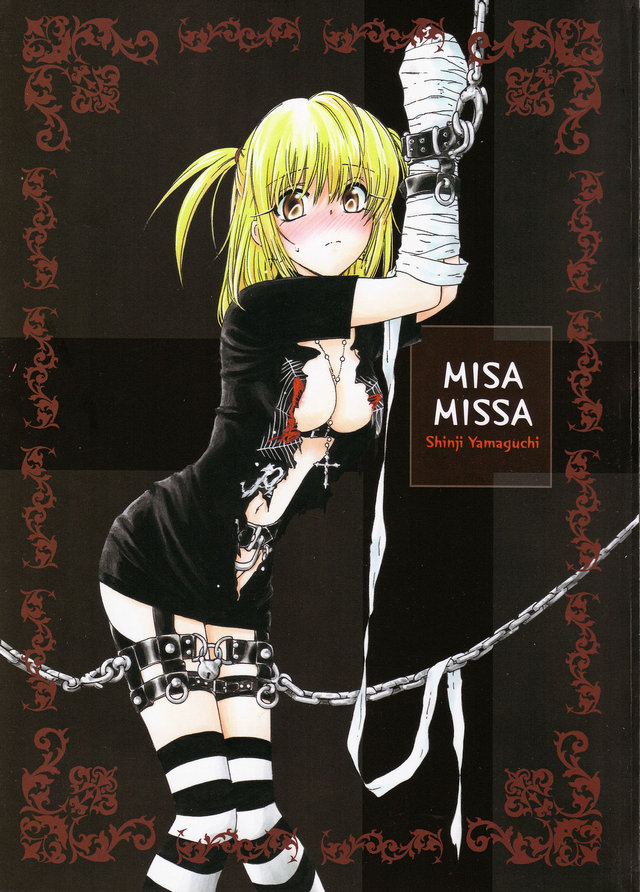 death note hentai manga imglink death note misa missa
