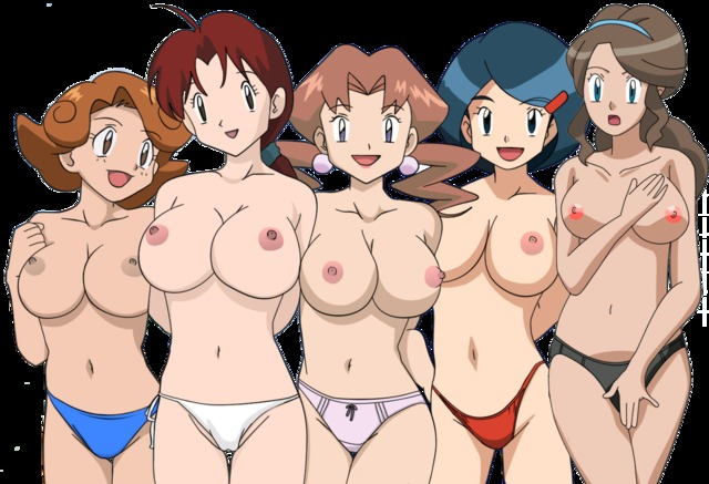 Pokemon ash and delia ketchum hentai