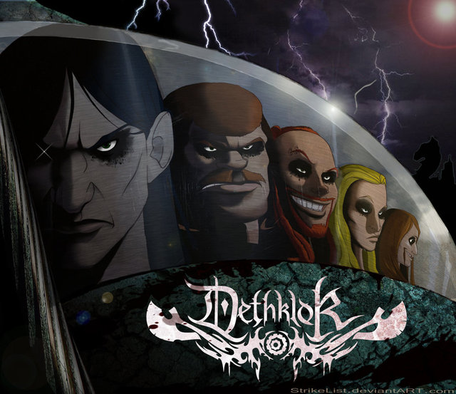 dethklok hentai wallpaper morelikethis collections dethklok strikelist