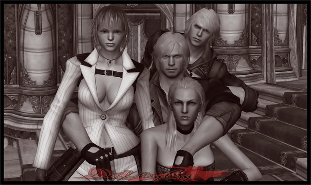 devil may cry 4 gloria hentai hime morelikethis collections may ada devil cry qacqo