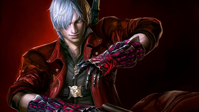 devil may cry 4 gloria hentai game wallpaper may devil cry