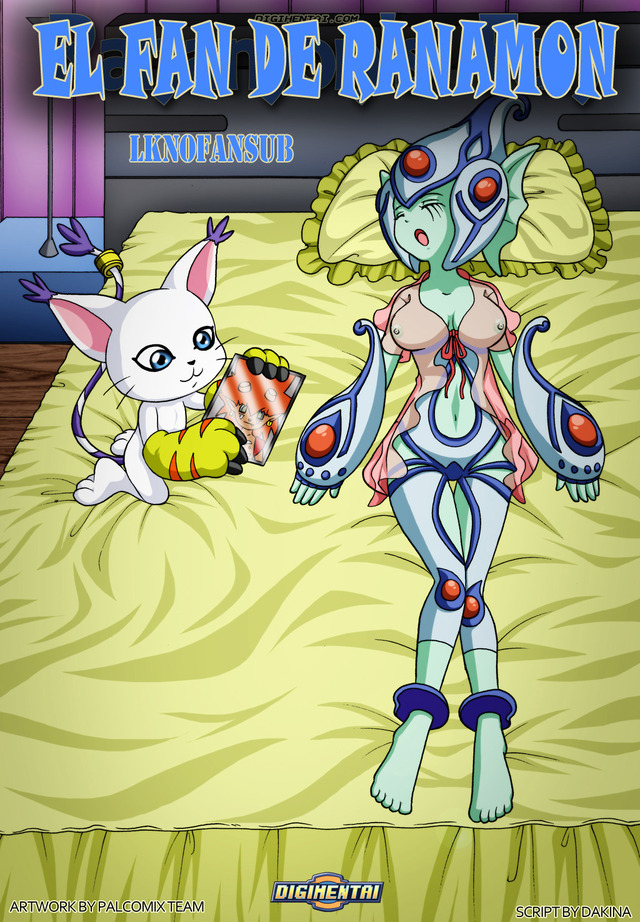 digimon furry hentai page espanol pictures album fan lusciousnet position furries sorted ranamon