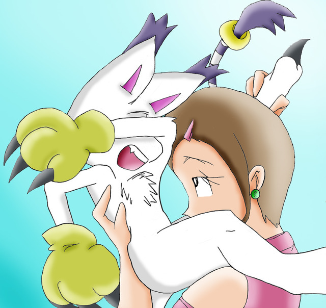 Digimon Gatomon Hentai image #201962