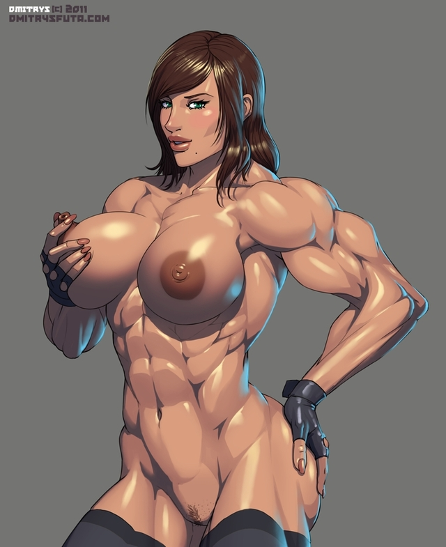 hentai muscle