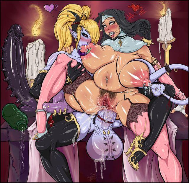 Демон порно комикс 61480 фотография