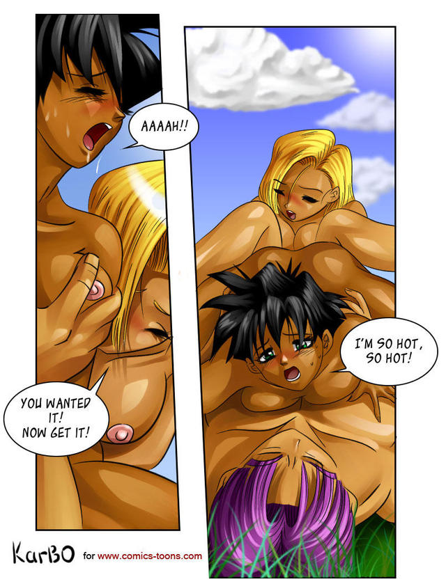 dragon ball z english hentai photo karbo blob