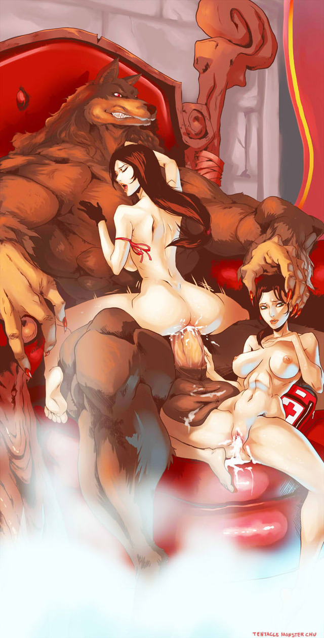 Nude tifa warcraft vii art anime streaming