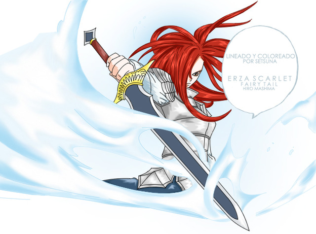 fairy tail erza hentai hentai tail fairy art pictures wallpaper erza scarlet sexuna