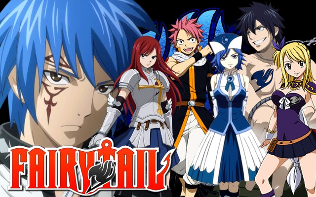 fairy tail new hentai tail fairy wallpaper natsu leader generation
