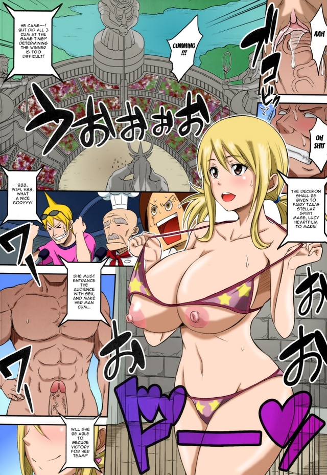 fairy tale hentai porn tail fairy xxx color bitch lucy heartfilia