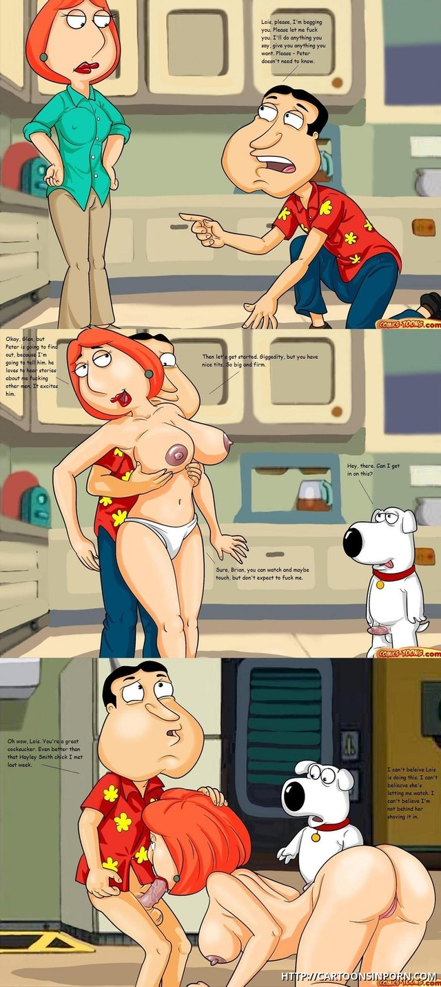 family guy comics hentai that day kitchen will fuck one never could right lois brian quagmire thought