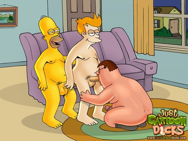 family guy gay hentai gay simpsons comix gaytoonsgallery