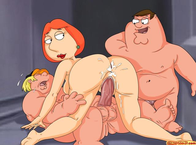 family guy hentai comic hentai comics bfc mom cartoon toons family guy lois griffin chris maddog peter