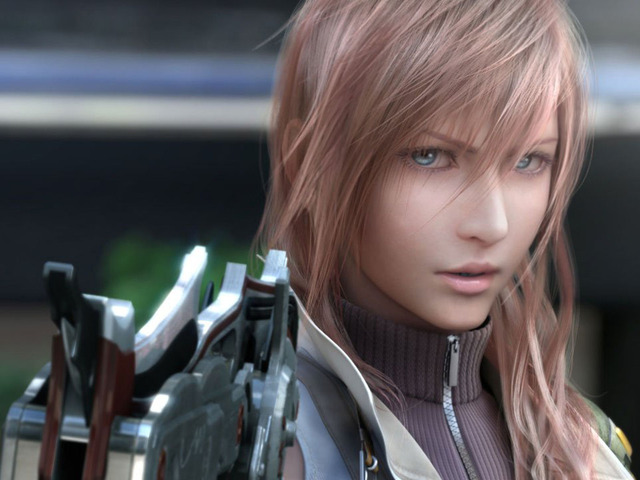 fang ff13 hentai anime final girls fantasy lightning xiii lightening