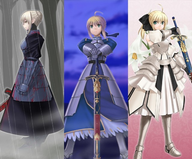 fate stay night hentai game english costumes saber patch