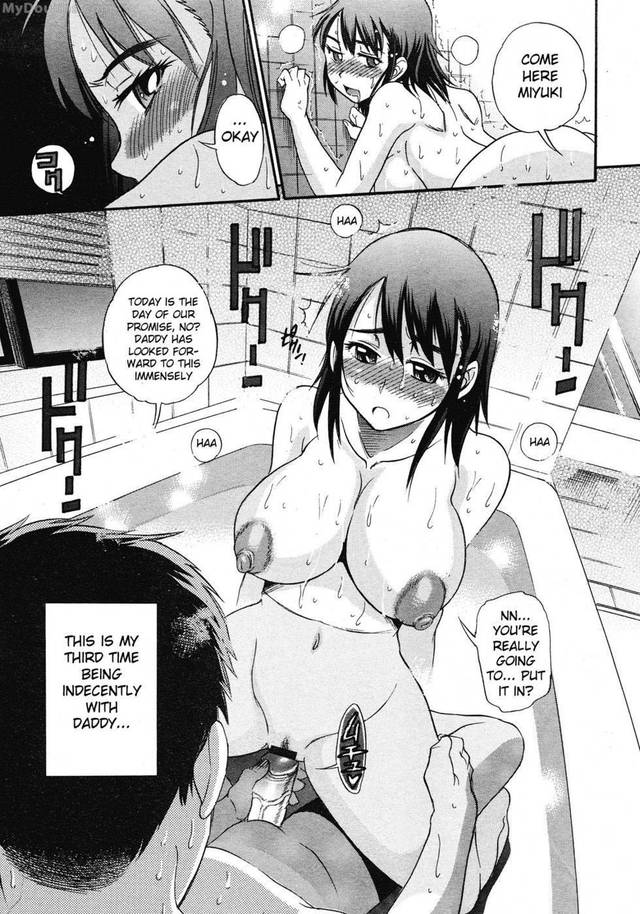 father and daughter hentai comic english doujins father daughters promise qen