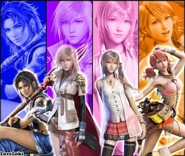 ff13 lightning hentai hentai final media fantasy lightning xiii fang vanille hentairider