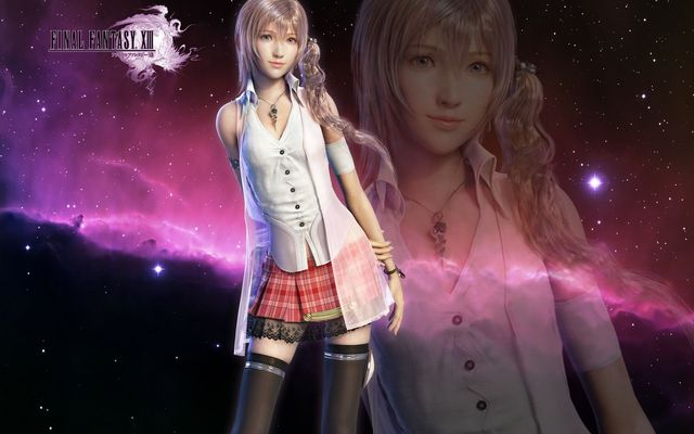 ff13 serah hentai final games from threads wallpaper fantasy boards xiii ffxiii attractive serah