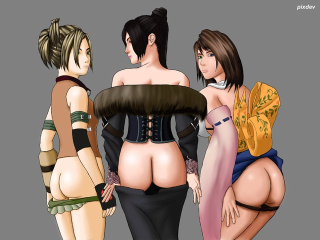 ffx hentai pics pictures user ffx pixdev mooning