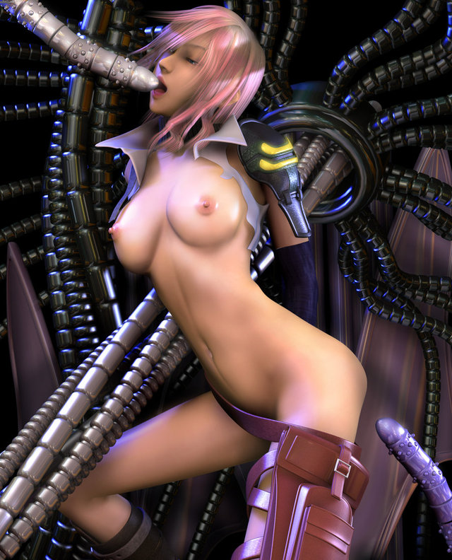 Final fantasy girls naked