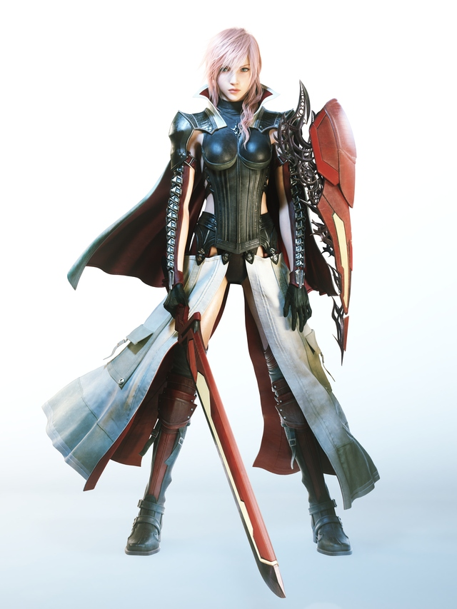 final fantasy 13 lightning hentai final media fantasy characters scandal sexier skimpy iqk cdcfu