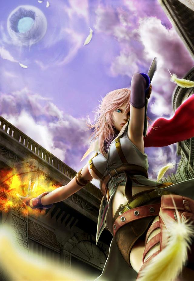 final fantasy 13 lightning hentai anime page thread final threads fantasy babes lightning boards xiii