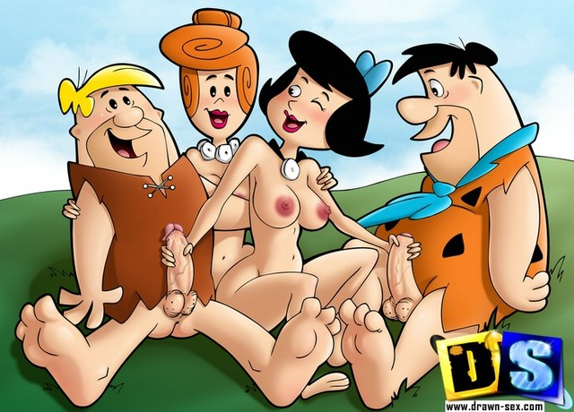 flinstones hentai comics comics galleries porn drawn flintstones