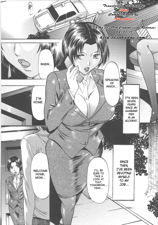 free english hentai comics page pics tits onihimemama senglishmama