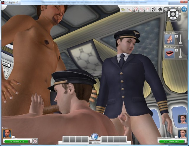 gay hentai game screenshots review blowjob handjob gay villa pilot