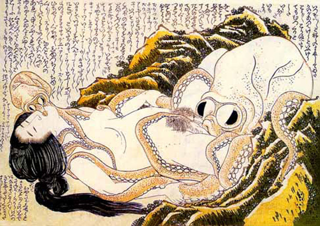 gender change hentai tentacle hokusai