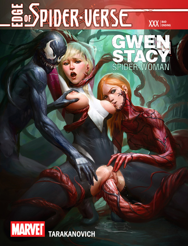 gewn hentai woman spider gwen stacy tarakanovich