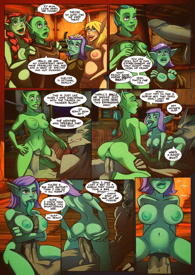 Messages World of warcraft female worgen porn comics are mistaken